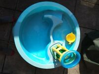 Water Table £5