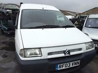 2003 CITROEN DISPATCH HDI 900KG (MANUAL DIESEL)- FOR PARTS ONLY