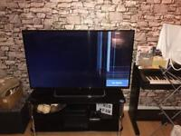 55inch HD LCD JVC Television - spares or repairs - open to offers