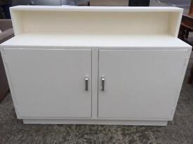 Solid painted cabinet