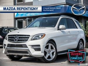 2014 Mercedes-Benz M-Class ML350 BLUETEC 4 MATIC ** SPORT PACK T