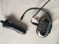 Polaroid FM 3.5 mm FM Radio Transmitter Car Radio