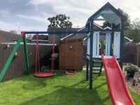 Lakeview Playsets Ltd - Climbing Frame Tower