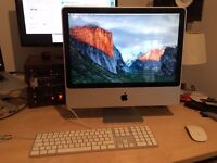 iMac (Early 2008) [Upgraded] 4GB Ram 1TB HDD Completely refurbished inside