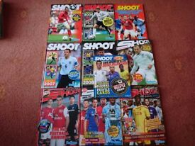 10 Shoot football books