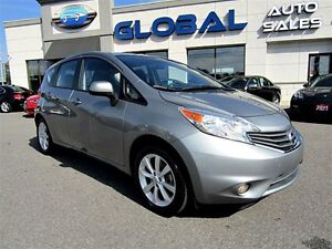 2014 Nissan Versa Note 1.6 SL POWER GROUP, HEATED SEATS .