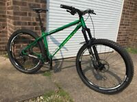 "3ba43700ed2 Stanton Switchback 650b next gen 16"", long, Hope wheels, RS Pikes,"
