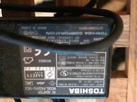 Toshiba Laptop power adsptir