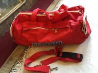 Flyasya travel handbag red good condition £6 used