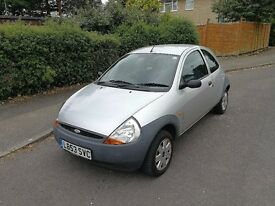 Ford Ka 53 plate good run around reliable and cheap
