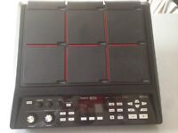Roland Spd Sx sample pad with bracket and Roland carry case (in brand new cond.)