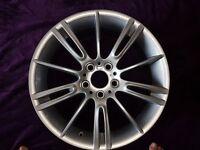 "Genuine Refurbished 18"" BMW 3 Series MV3 195M Front 8.0J Alloy Wheel"