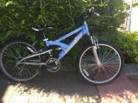 Blue roxy bike girls