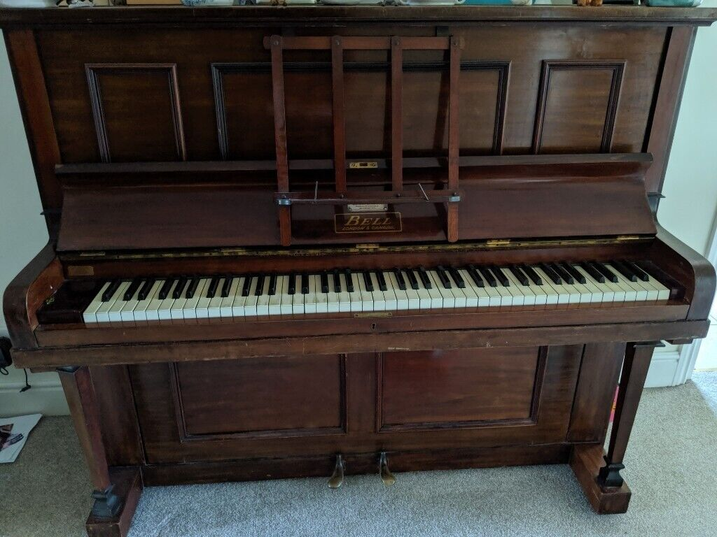 outlet for sale running shoes speical offer Bell piano for sale, collection only | in Cambridge ...