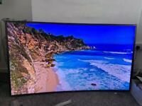 "Samsung 55"" Curved Beyond 4K UHD Smart TV"