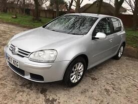VW Golf 1.9 TDI MATCH 5 door - excellent condition