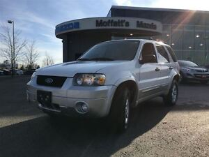 2007 Ford Escape XLT 4X4 POWER PACKAGE.