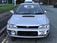 Subaru impreza 2.0 turbo DRIFT REAL IMPORT