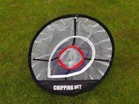 Golf Chipping Net + Putting Mat + Autoputt Trainer