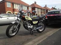 **REDUCED** Lexmoto Vixen 125 cc motorcycle/motorbike cruiser, Only 800 miles !!!