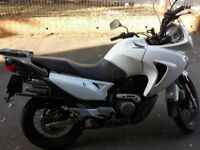 SILLY PRICE!!!! 2005 Honda Transalp - £1500 NO OFFERS! Collect it today, new bike arriving