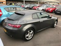 ALFA ROMEO BRERA JTS SV 2007 ** PANORAMIC ROOF ** PARKING SENSORS ** 12 MONTH MOT ** 2 KEYS **