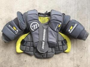 Ice Hockey Goalie Chest Protector Warrior Ritual G2 Jr L-XL