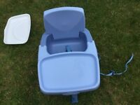 CHILD BOOSTER SEAT IN EXCELLENT CONDITION
