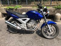HONDA CBF 250 MOTORBIKE - VERY LOW MILEAGE - GREAT CONDITION