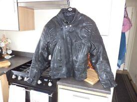 Akito motor cycle jacket