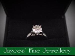 Large Selection of Diamond Rings In-Stock from 1ct to 2ct! - 20 Years serving Atlantic Canada