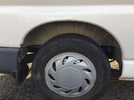 2000 Toyota Hiace Powervan **Low Miles**
