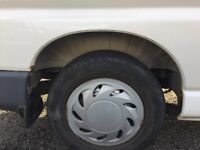 2000 Toyota Hiace Powervan **Low Miles**