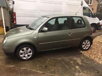 VW Lupo 1.0 SE Green - minor damage