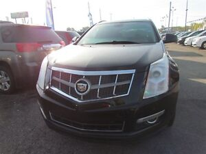 2012 Cadillac SRX Luxury | AWD | LEATHER | ROOF | CAM | HEATED S London Ontario image 2