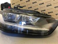 Audi A4 headlamp