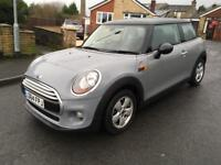 2014 64 Mini Cooper D 1.5 td ✅ 1 owner car ✅ low mileage ✅ grey . Great car