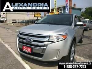 Ford Edge Sel Leather Navi Pano Roof Awd Safety Included
