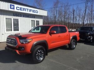2017 Toyota Tacoma TRD Off Road ($270.38 Biweekly) 4x4