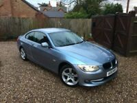 2010 BMW 3 Series 2.0 320d SE 2dr! ONE FORMER KEEPER!! FUULL BMW SERVICE HISTORY! STUNNING!