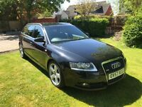 audi a6 2.0 tdi s line estate