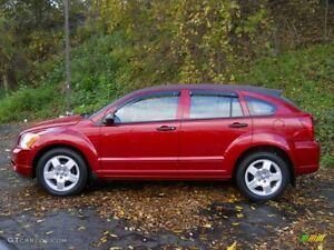 Dodge Caliber for parts only
