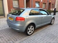 Audi A3 2.0 FSI (Sport) 3 Door (6 Speed)