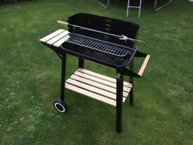 Charcoal Barbeque (BBQ)
