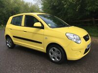 Kia Picanto 1.0 Chill - ideal first time car
