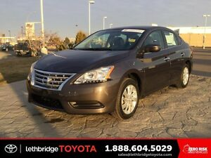 Certified 2015 Nissan Sentra SV - HEATED SEATS! BACK UP CAMERA!