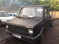 LDV 2.5 diesel recovery truck