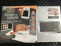 Tommee tippee digital video monitor with movement sensor pad