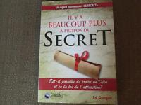 IL Y A BEAUCOUP PLUS À PROPOS DU SECRET