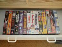 Films - set of VHS videos